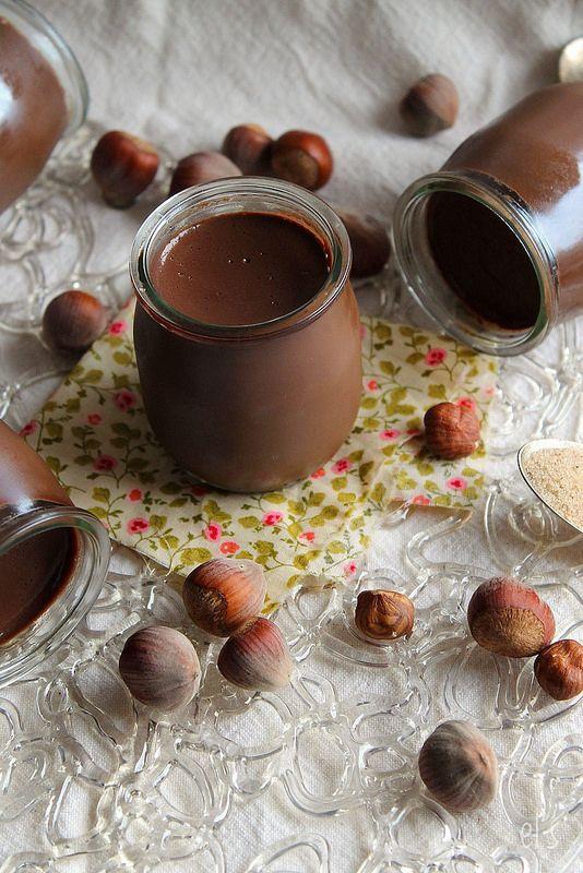 Un dessert maison frais cr me au chocolat nos desserts maison r gressifs pour se faire du - Creme au chocolat maison ...