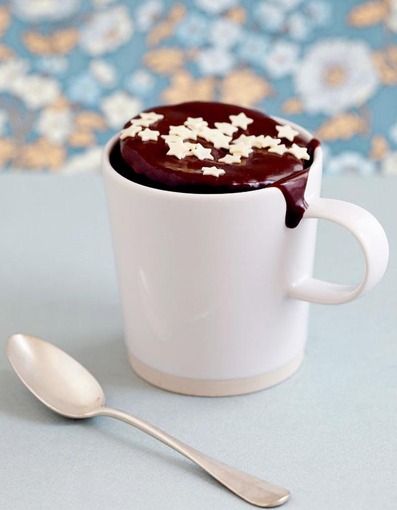 Image De Mug Cake Choco