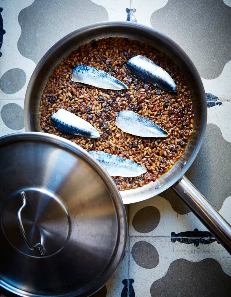 Riz au boudin et aux sardines recettes du meilleur - Restaurant vaise tout le monde a table ...