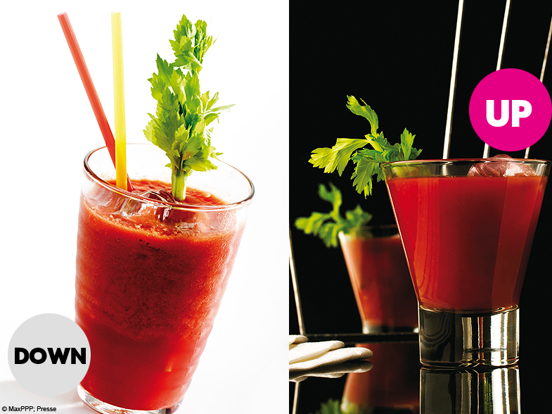 Cuisine recettes cocktail ete bloody mary tendance cocktails les up and down de 2011 elle - Recette bloody mary ...
