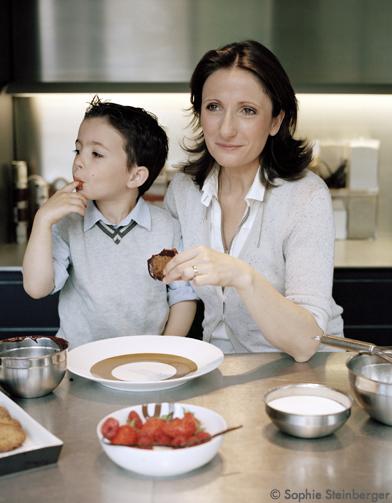 Anne sophie pic cuisine pour les enfants elle table - Cuisine pour les enfants ...