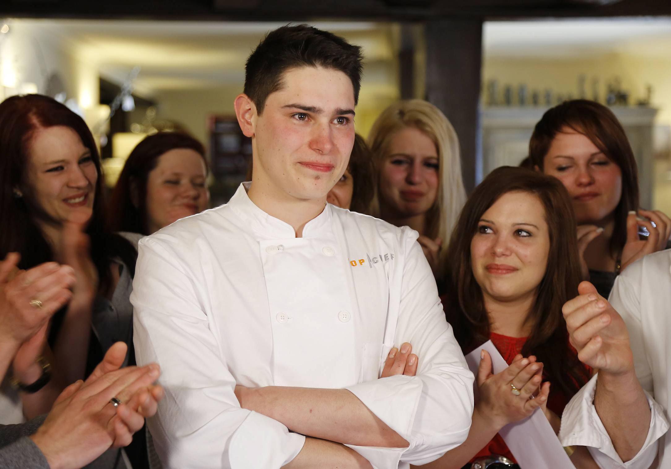 Top Chef La Finale Xavier Koenig Grand Vainqueur 19
