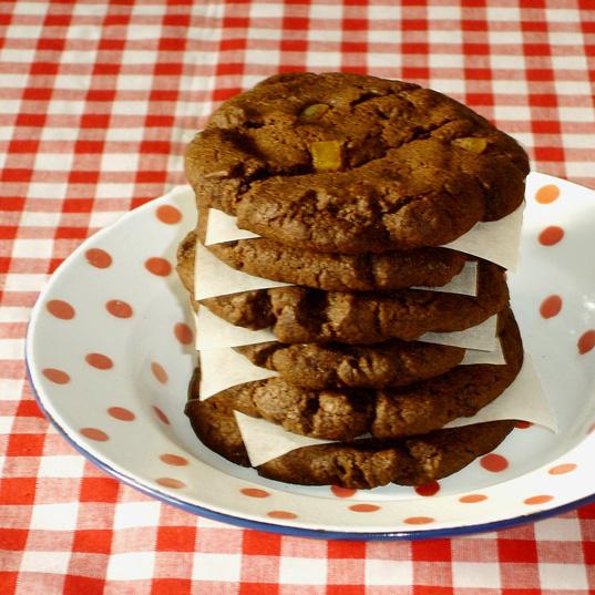 chocolate orange cookies pour 10 personnes recettes elle. Black Bedroom Furniture Sets. Home Design Ideas