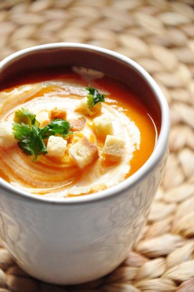 soupe vitamin e la carotte courge et orange pour 4. Black Bedroom Furniture Sets. Home Design Ideas