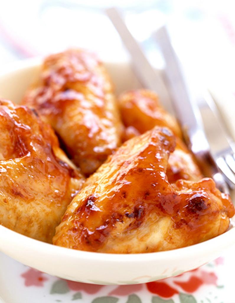 Ailes de poulet la sauce hoisin recettes elle table - Cuisiner des ailes de poulet ...