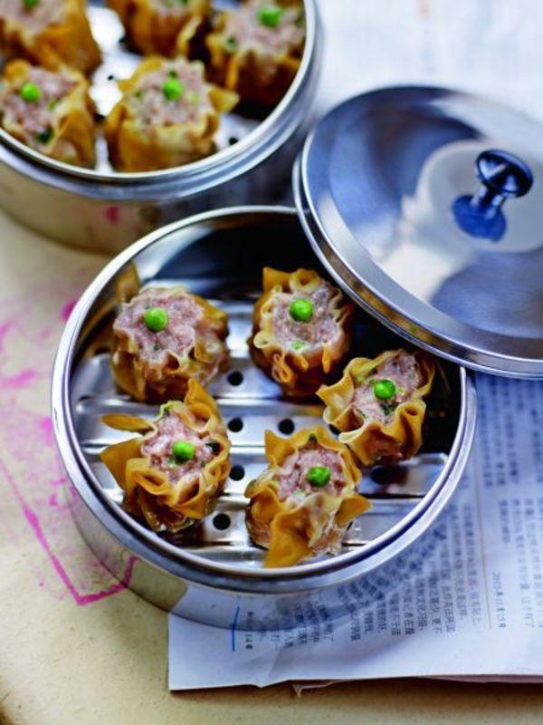 Bouch es au porc ou xiu mai pour 6 personnes recettes elle table - A bon verre bonne table recettes ...