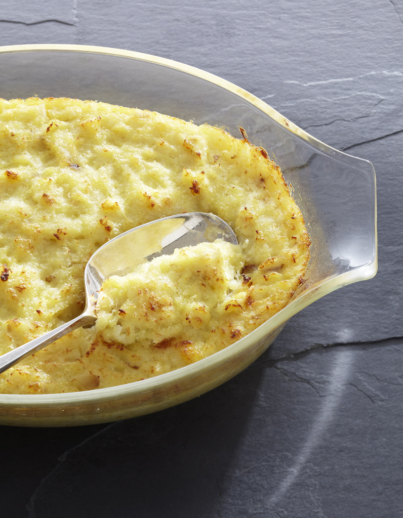 Brandade de morue pour 6 personnes recettes elle table - Sites de recettes de cuisine ...