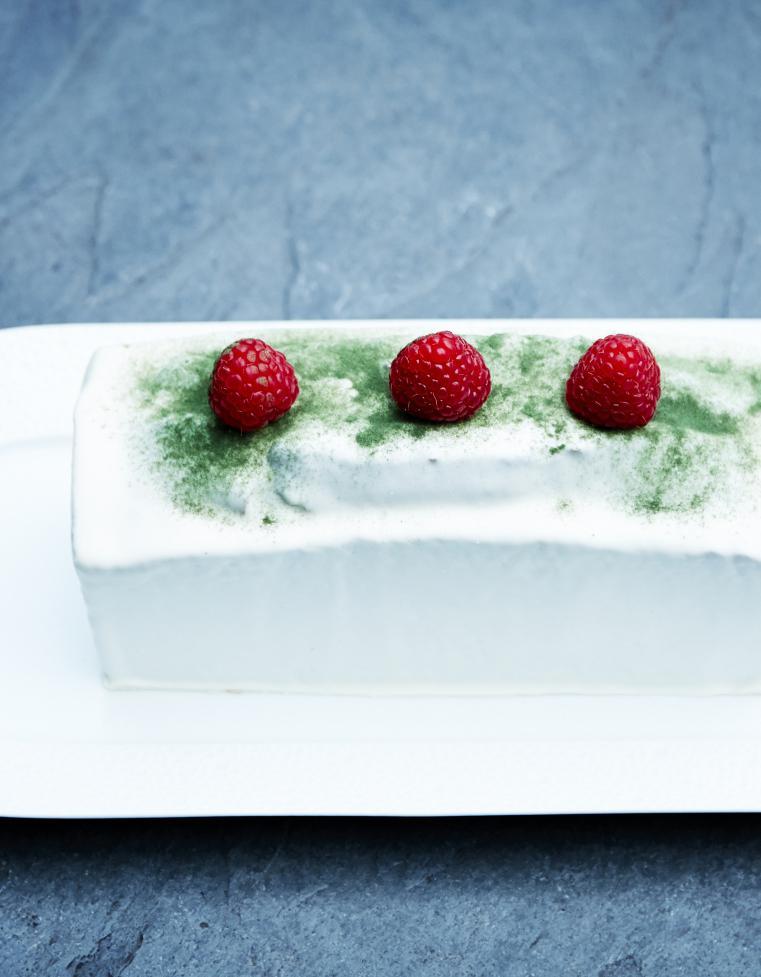 Cake The Matcha Framboise Chocolat Blanc