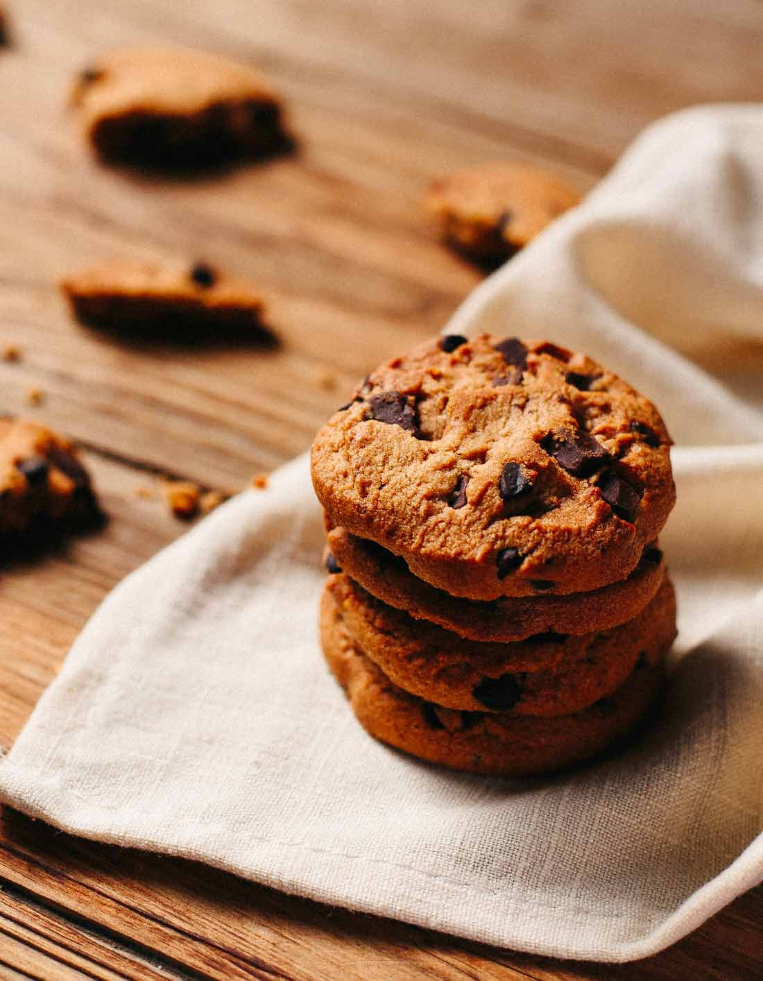 cookies thermomix pour 8 personnes recettes elle table. Black Bedroom Furniture Sets. Home Design Ideas