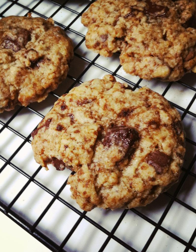 coucou les cookies pour 4 personnes recettes elle table. Black Bedroom Furniture Sets. Home Design Ideas