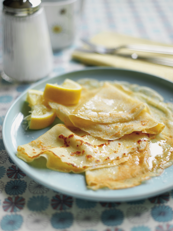 Cr pes sans lait pour 1 personne recettes elle table - Cuisine ayurvedique recettes ...