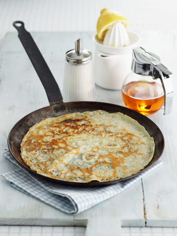 Cr pes sans oeuf pour 4 personnes recettes elle table - Recette cuisine france 2 telematin ...