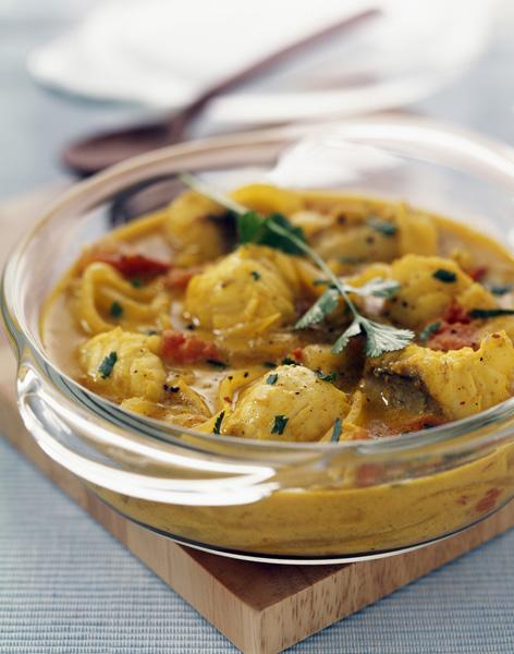 Curry de poissons facile pour 4 personnes recettes elle - Cuisine poisson facile ...