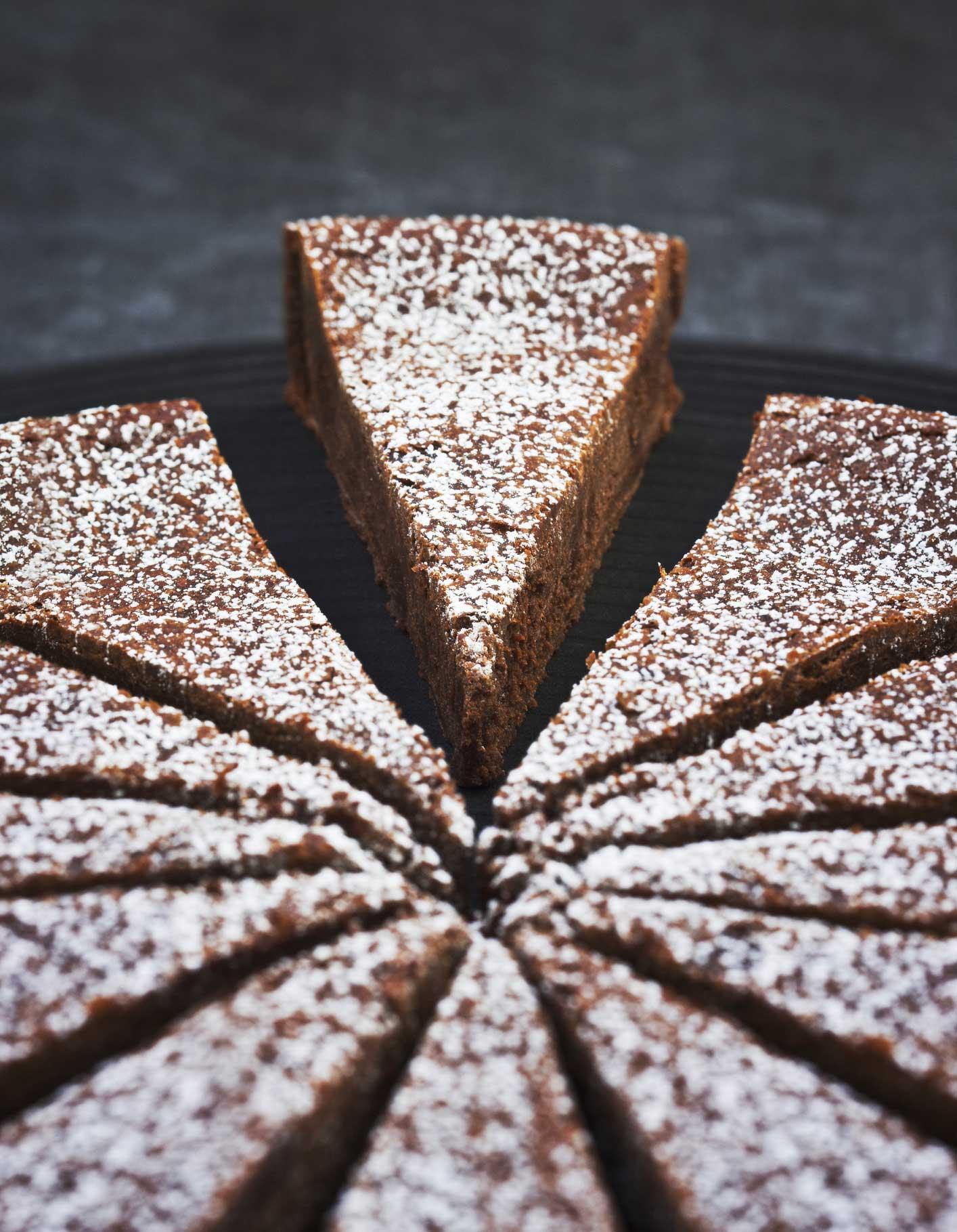 Fondant au chocolat thermomix pour 6 personnes recettes elle table - La table a dessert fondant au chocolat ...