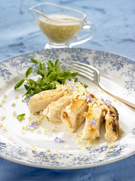 Fricass e de volaille l 39 ancienne recettes elle table - Recette cuisine ancienne ...