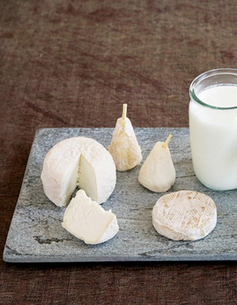 fromage de ch vre marin pour 4 personnes recettes elle table. Black Bedroom Furniture Sets. Home Design Ideas