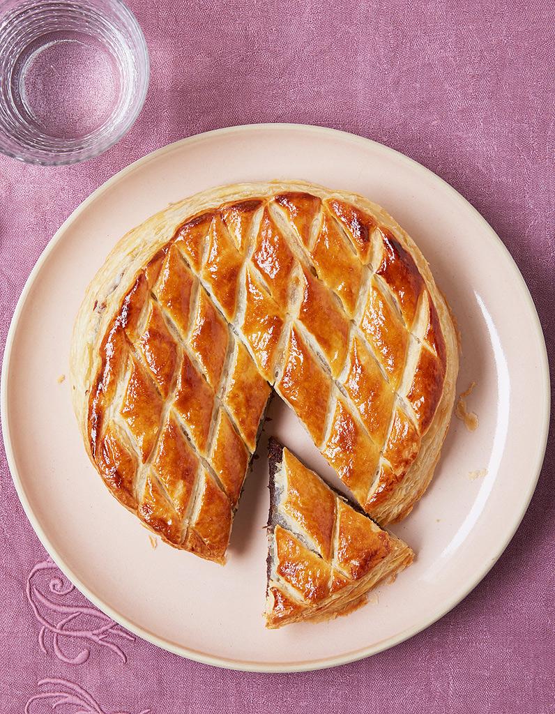 Galette choco marron pour 6 personnes recettes elle table - Site de recettes cuisine ...