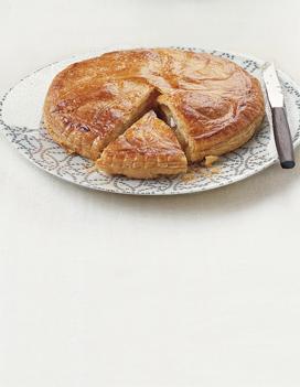Galette des rois pour 6 personnes recettes elle table - Galette des rois herve cuisine ...