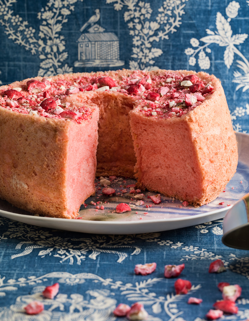 Cake A La Rhubarbe Thermomix