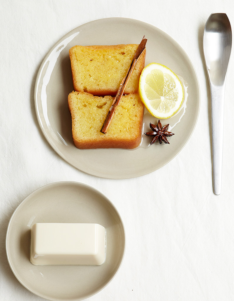 Gateau leger au tofu soyeux