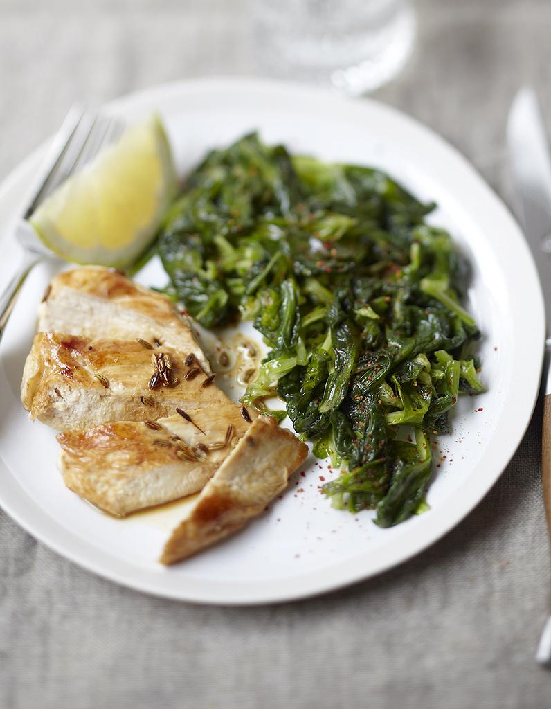 M che saut e et poulet anis pour 4 personnes recettes elle table - Site de recettes cuisine ...