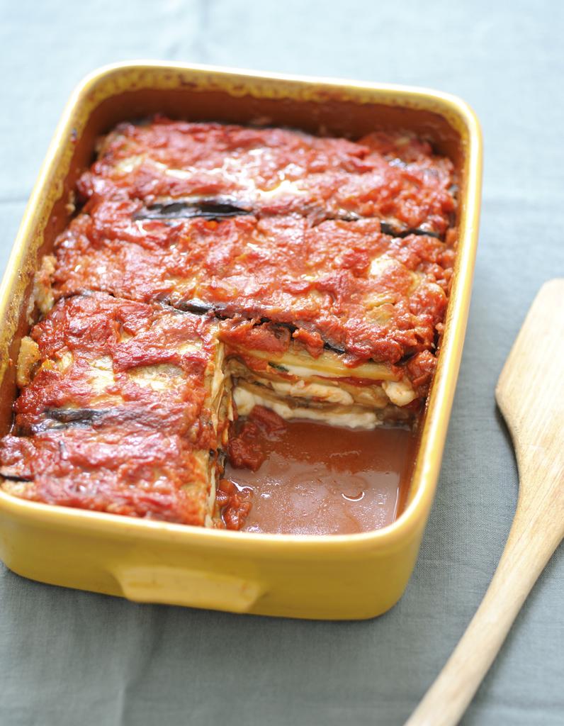 Parmigiana pour 6 personnes recettes elle table - Sites de recettes de cuisine ...