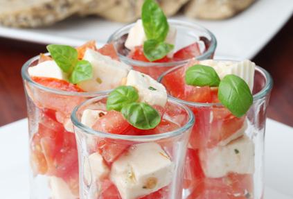 Salade fraîche dété - Recettes Elle à Table