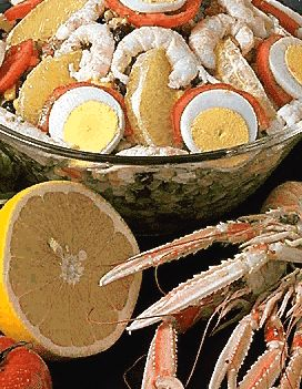 Salade poisson mais pour 4 personnes recettes elle table for Salade poisson
