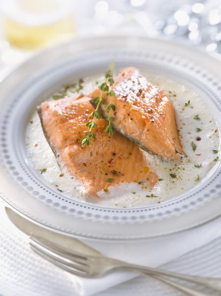 Saumon au barbecue la mode dijonnaise recettes elle for Cuisine a la mode