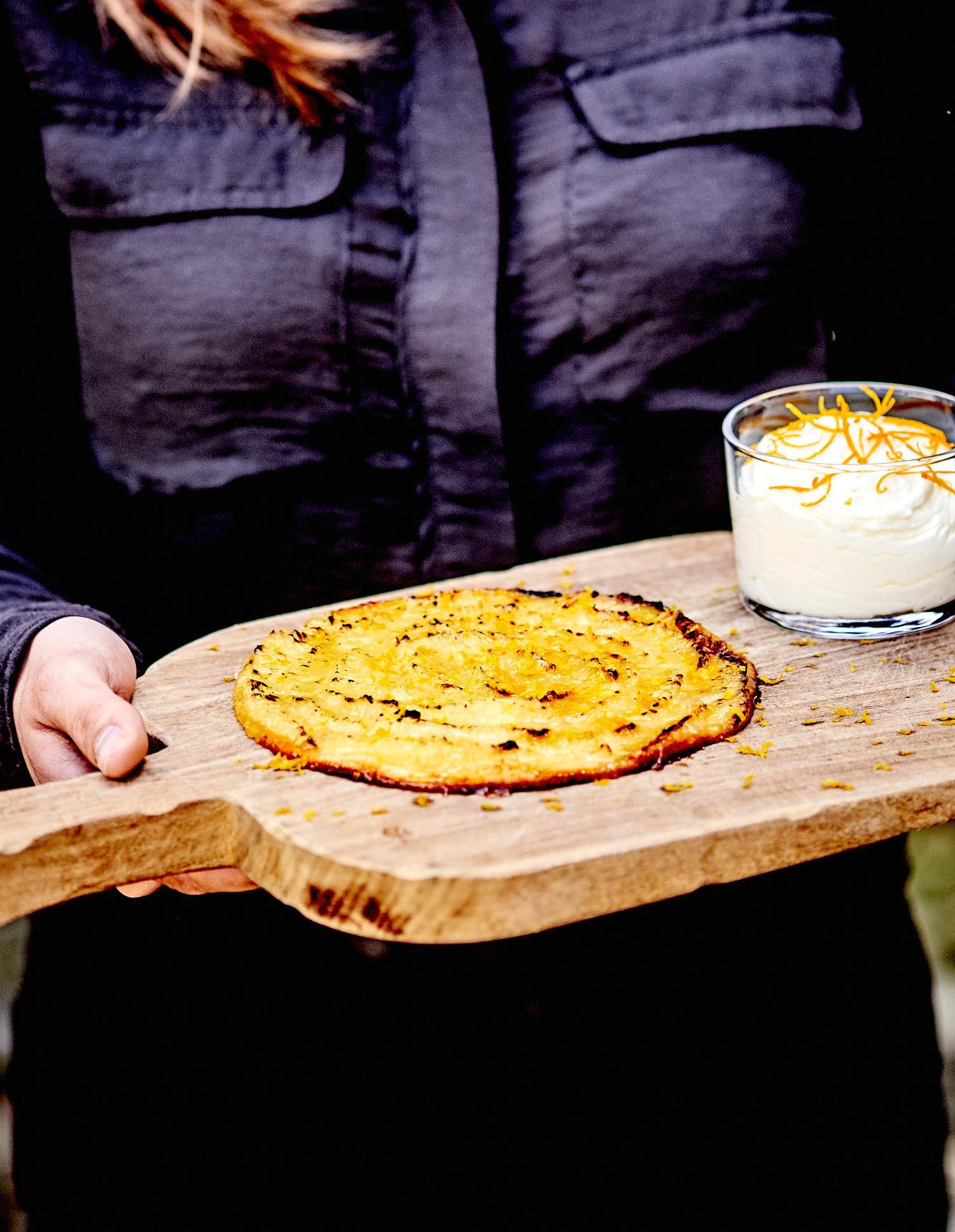 Tarte au citron frais pour 4 personnes recettes elle table - Herve cuisine tarte citron ...