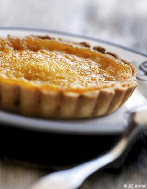 Tarte au citron pour 4 personnes recettes elle table - Herve cuisine tarte citron ...