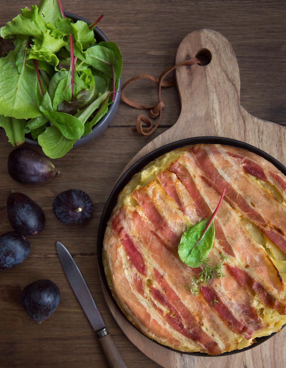 Tatin de raclette pour 6 personnes recettes elle table - Raclette pour 12 personnes ...