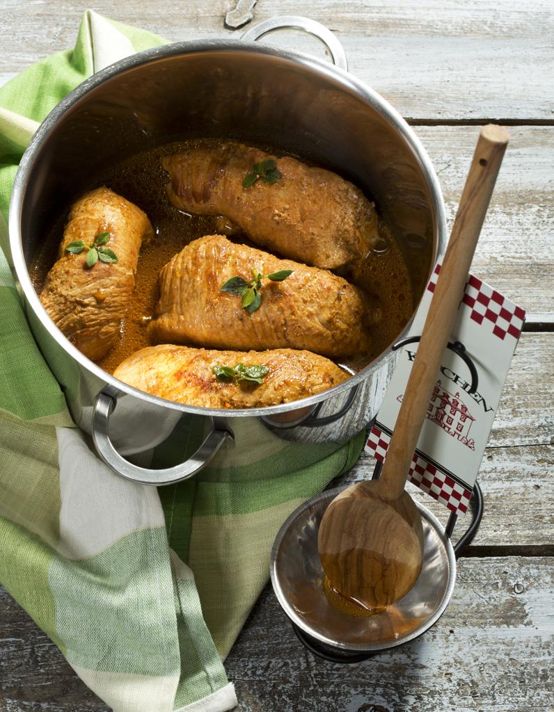 Cuisson des paupiettes de veau elle table - Cuisine paupiette de veau ...