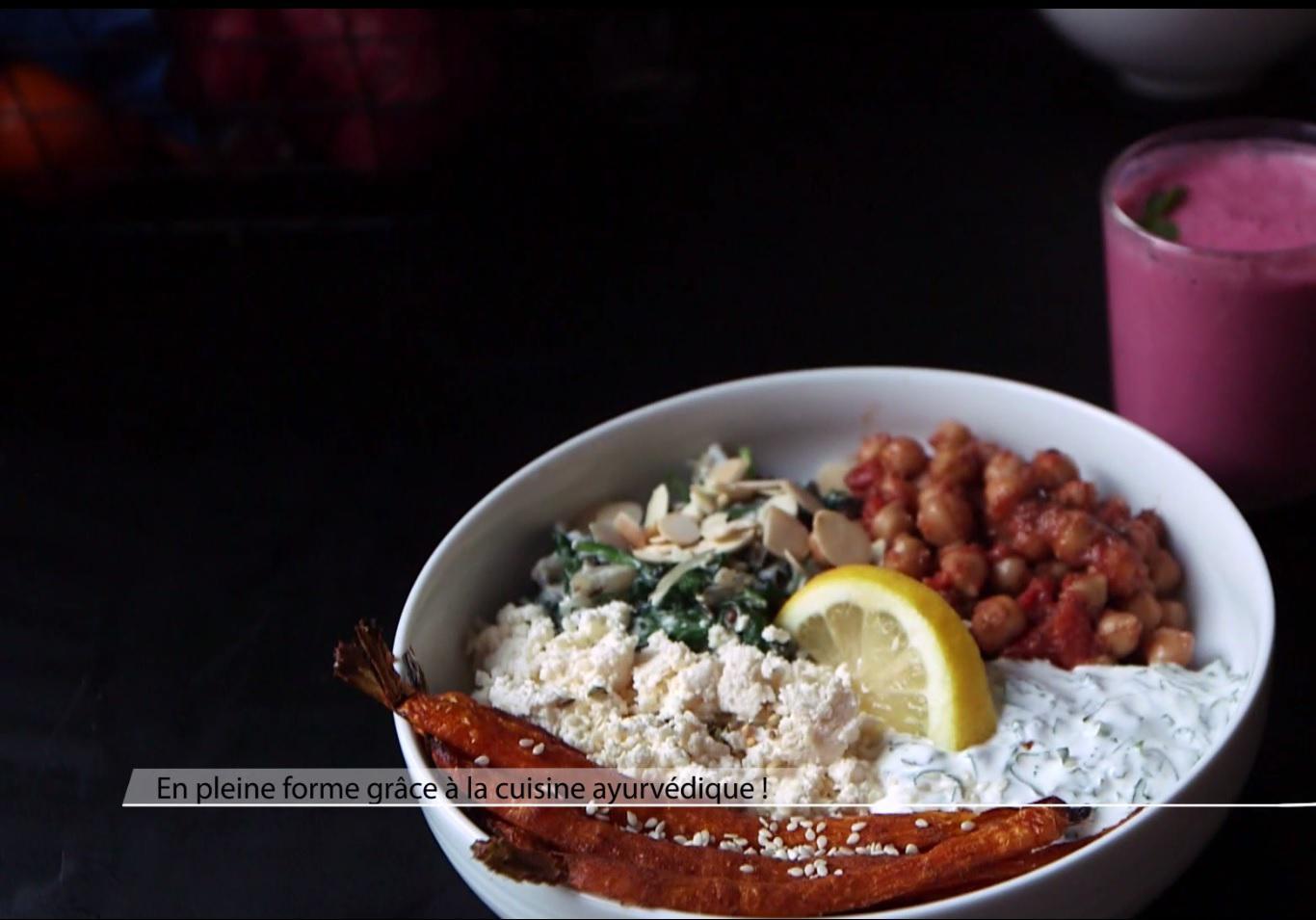 La cuisine ayurv dique elle - Recette cuisine ayurvedique ...