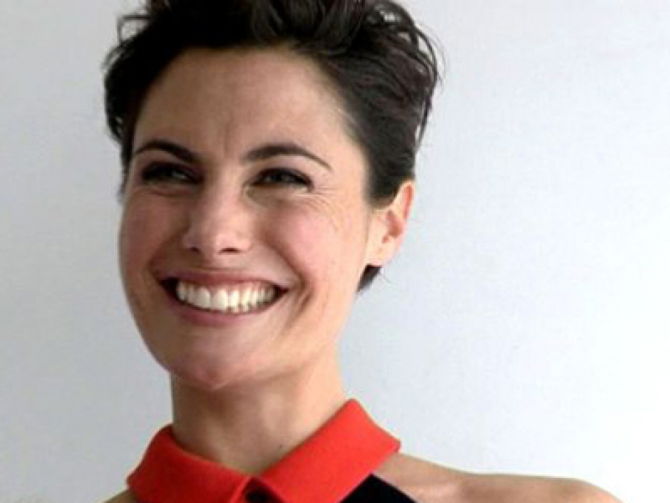 L 39 interview beaut d 39 alessandra sublet elle vid os for Sublet coupe cheveux