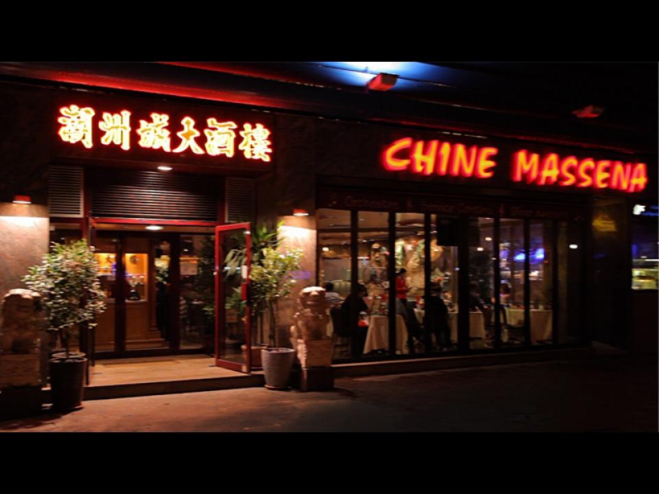 restaurant la chine massena paris elle vid os. Black Bedroom Furniture Sets. Home Design Ideas