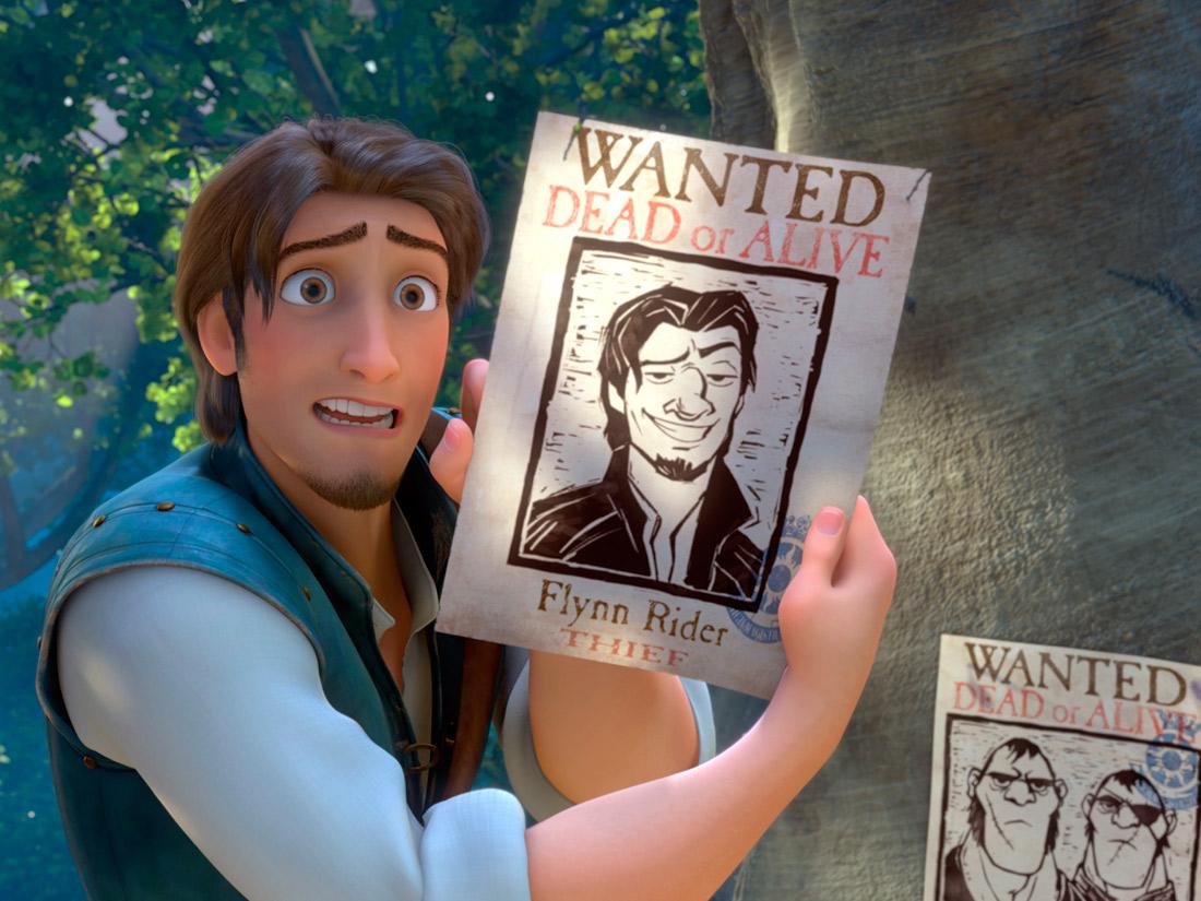 Flynn dans raiponce 10 stars qui ont inspir les - Images raiponce ...
