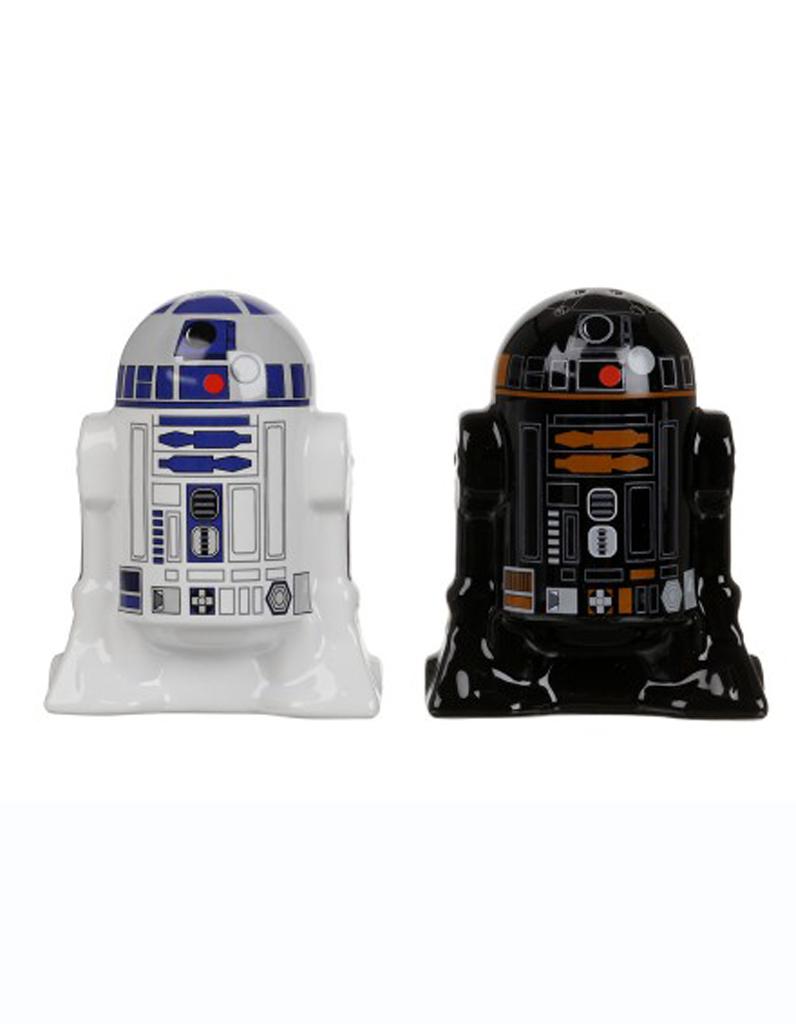 sali re et poivri re r2 d2 star wars les objets d riv s les plus cool de la galaxie elle. Black Bedroom Furniture Sets. Home Design Ideas
