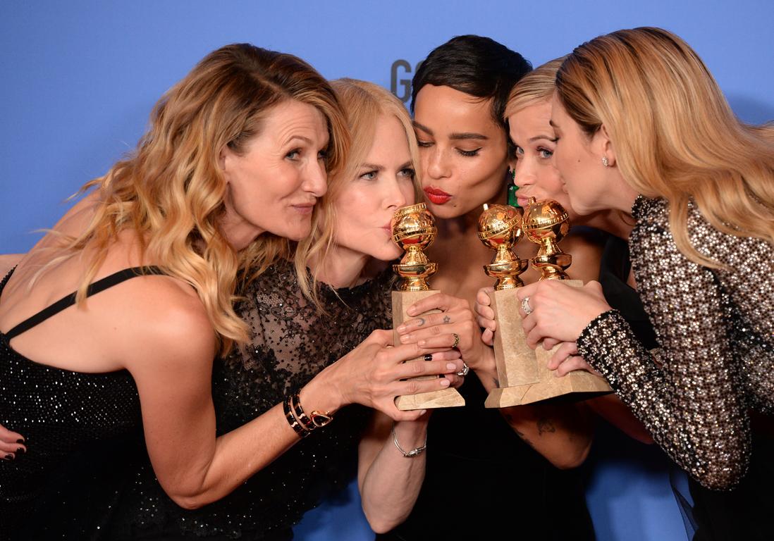 Golden Globes 2018  Qui A Gagnu00e9 Le Plus De Ru00e9compenses ? - Elle