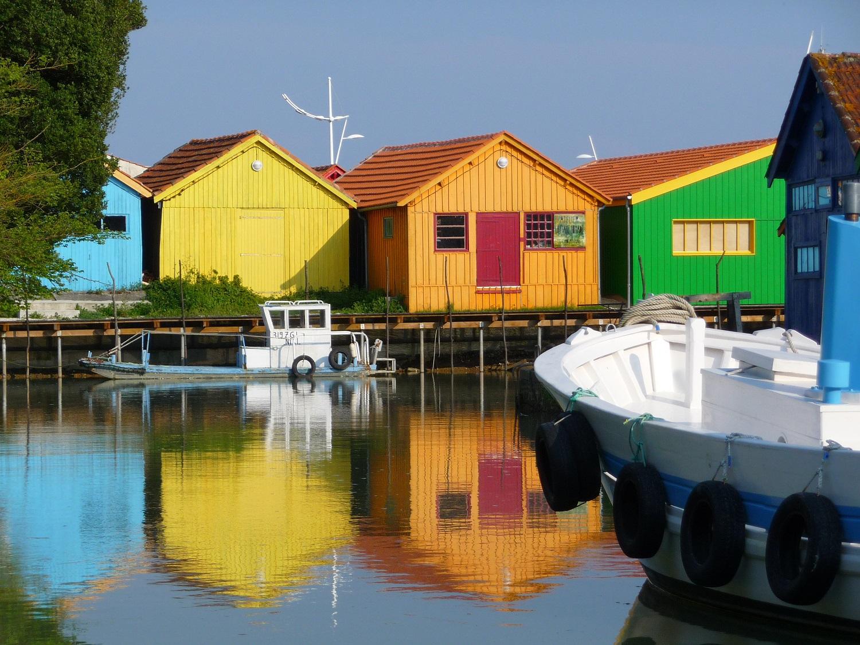 Le village d artistes aux maisons pittoresques ile d ol ron les 5 plus - Ile d oleron que faire ...
