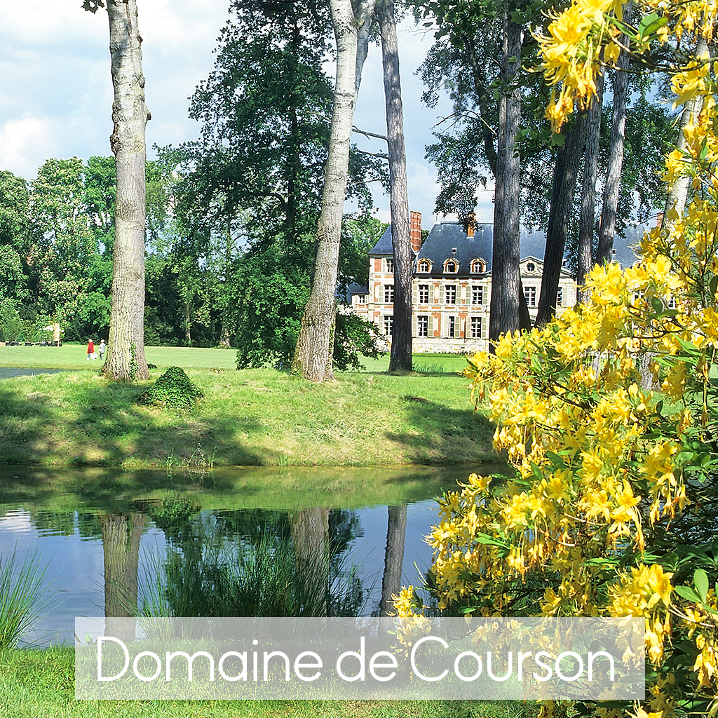 Domaine de courson o sont les plus beaux jardins de france elle - Les plus beaux jardins de france ...