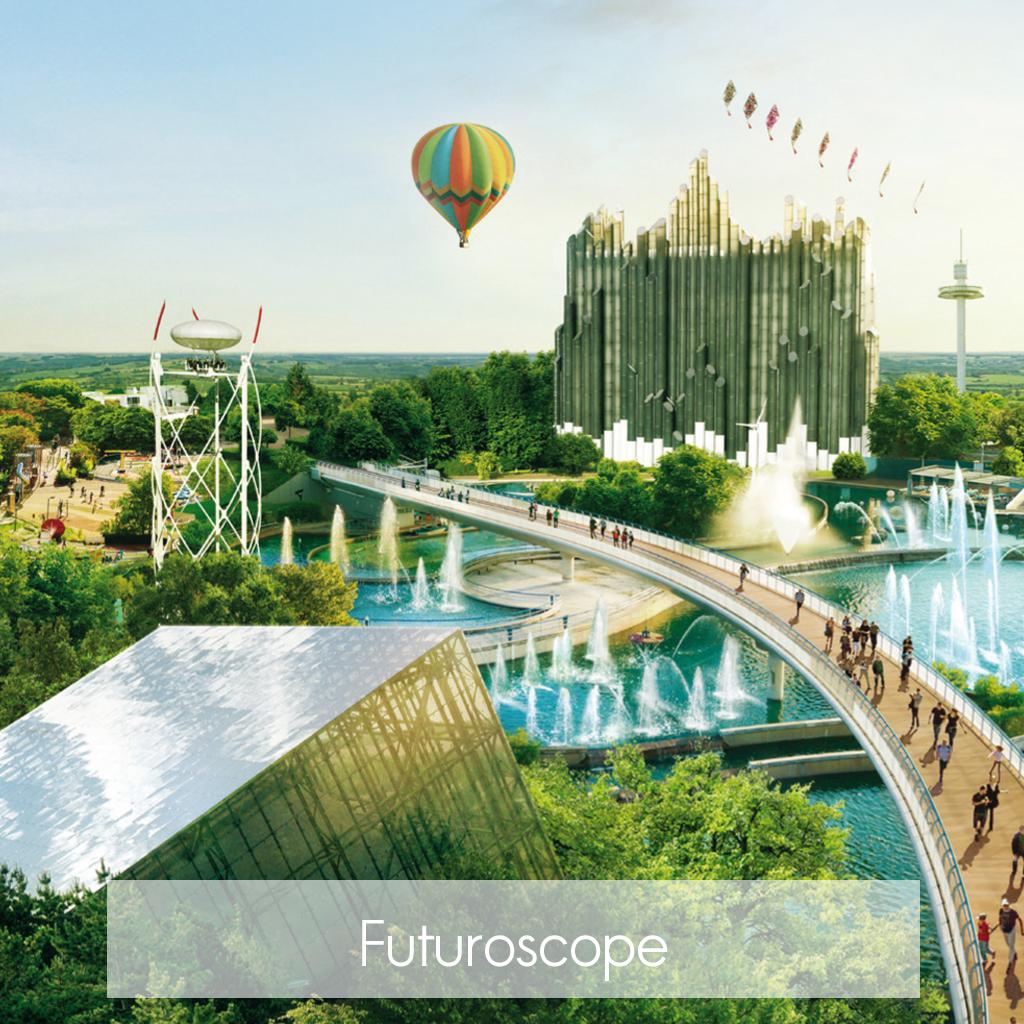 futuroscope poitiers france les meilleurs parcs d. Black Bedroom Furniture Sets. Home Design Ideas