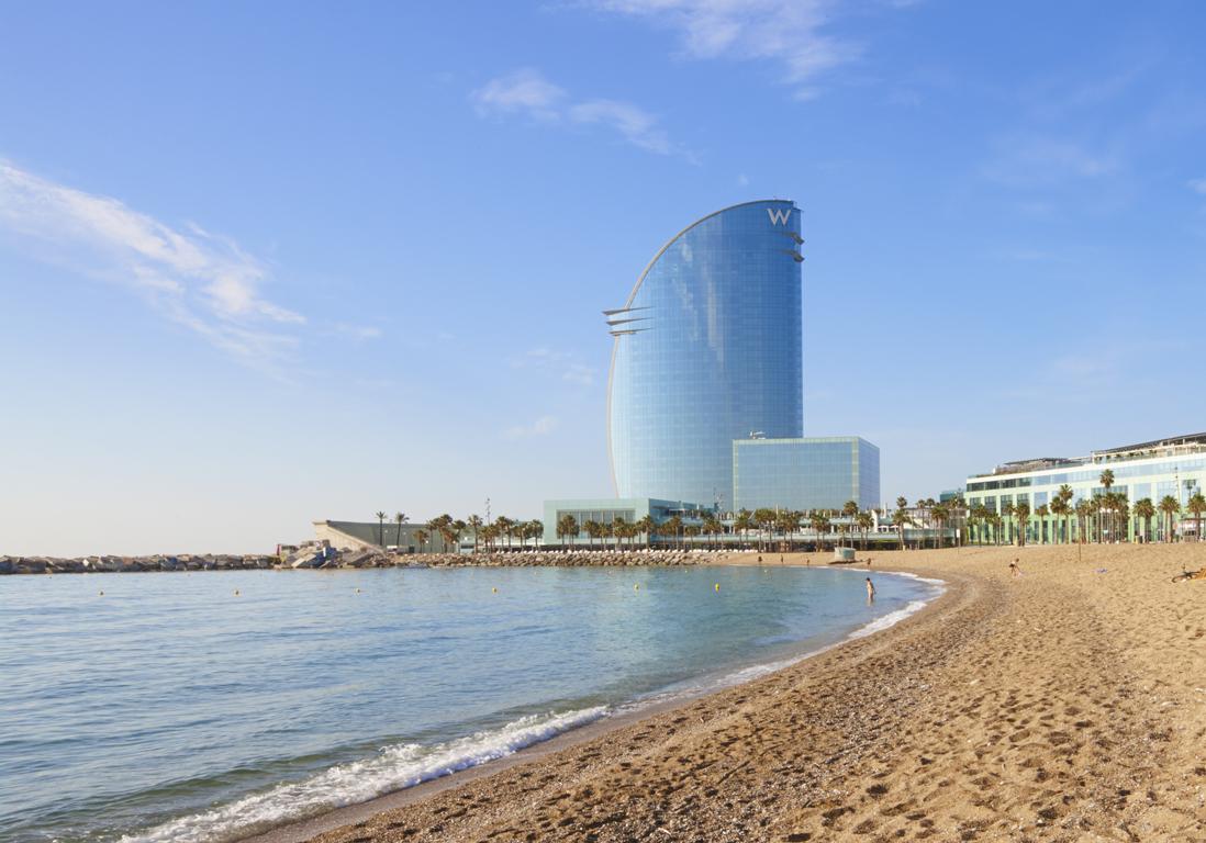 Super La plage Nova Icària, à Barcelone - Les plus belles plages de  MV17