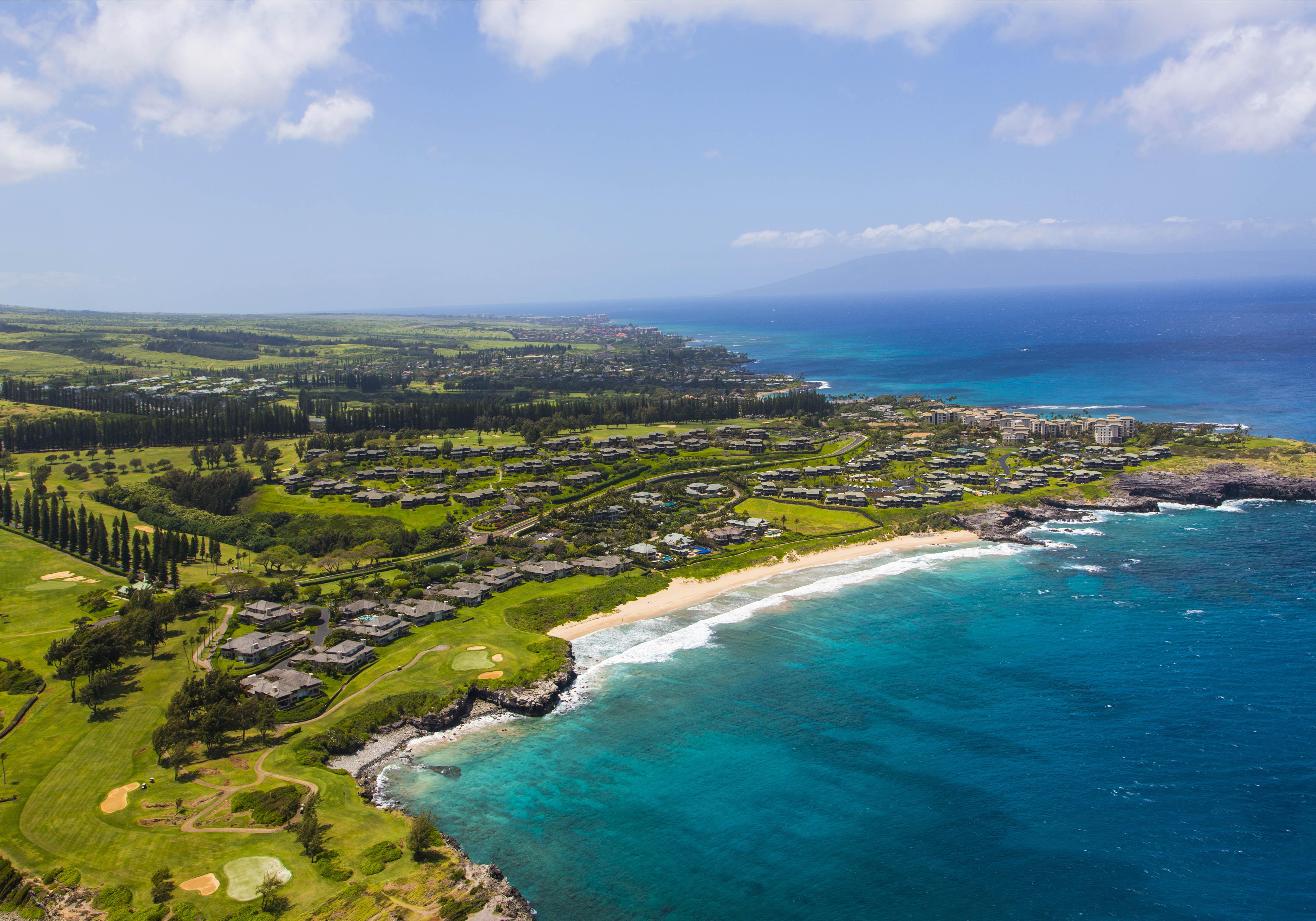 L le de maui hawaii les 10 plus belles les du monde for Les plus belles suites parentales