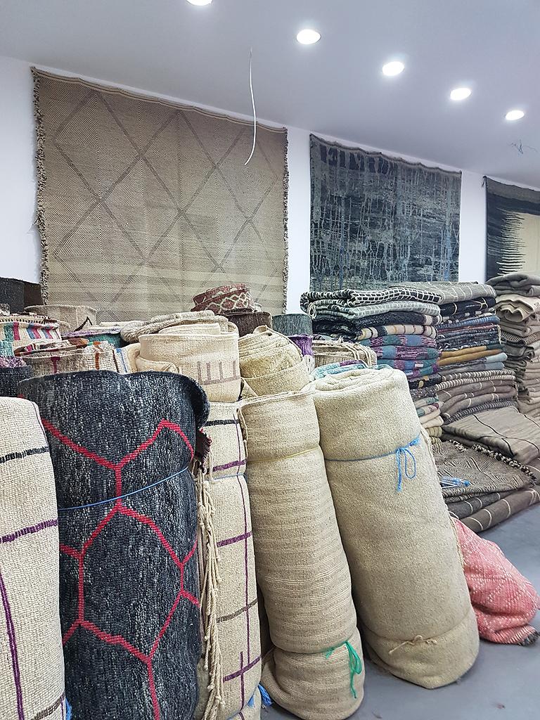 o d nicher un tapis que faire marrakech en 48 heures elle. Black Bedroom Furniture Sets. Home Design Ideas
