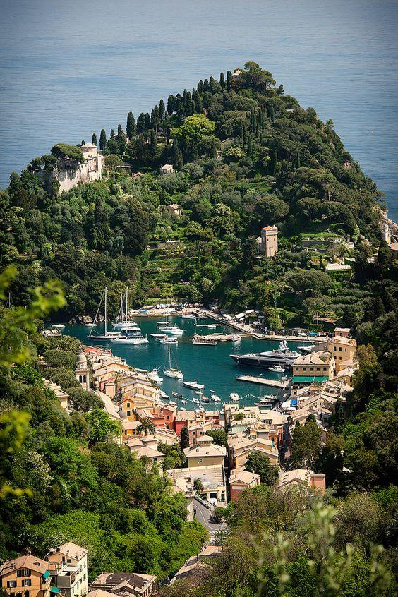 portofino en ligurie les plus beaux villages d italie elle. Black Bedroom Furniture Sets. Home Design Ideas