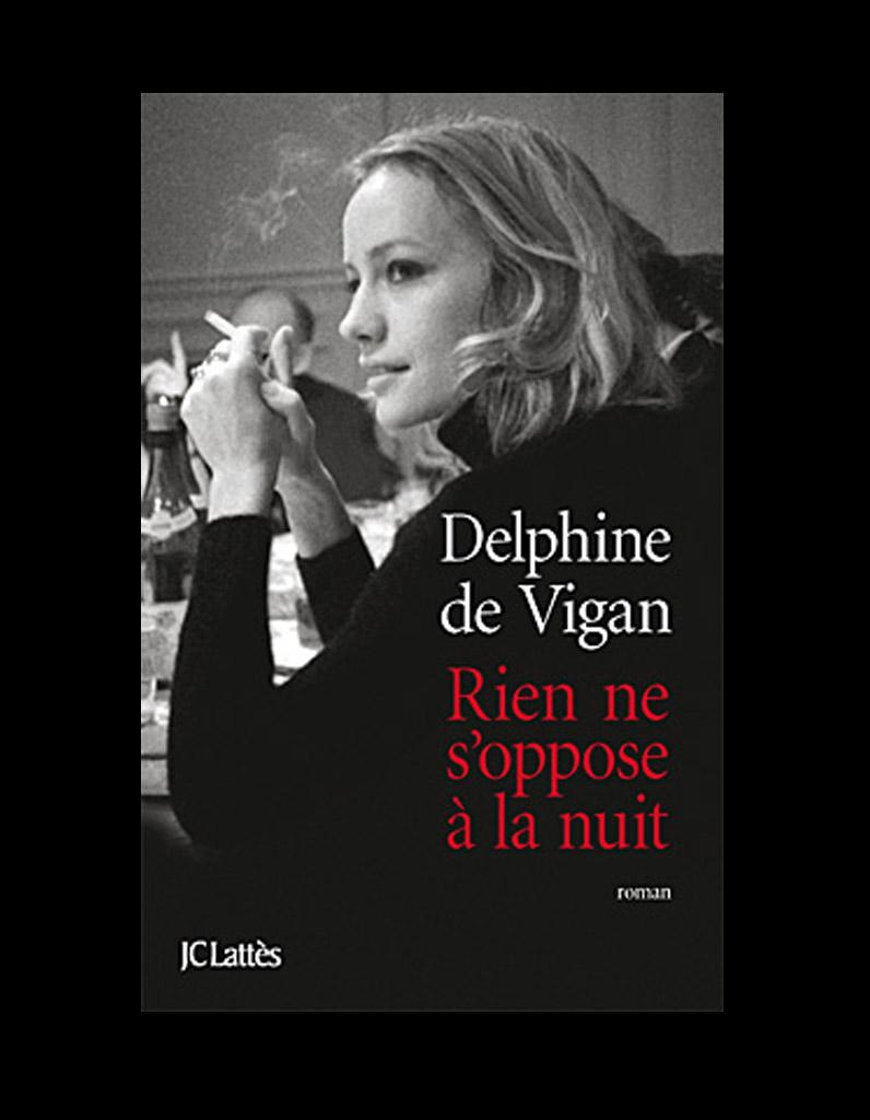 who is delphine de vigan