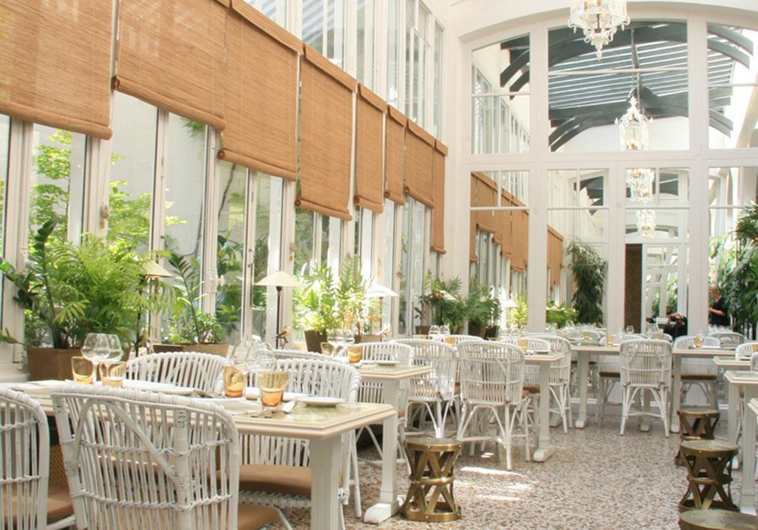 terrasse couverte les meilleures terrasses couvertes des bars et restaurants en france elle. Black Bedroom Furniture Sets. Home Design Ideas