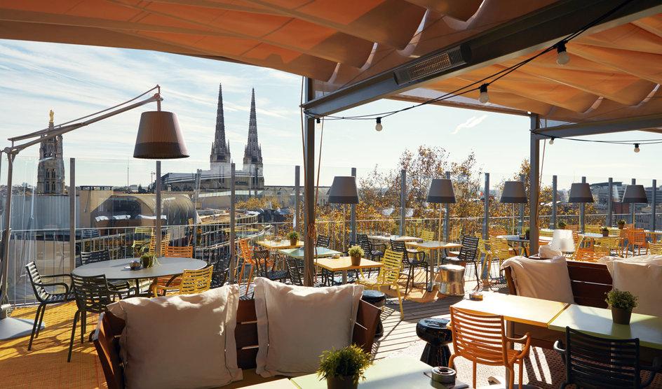 Restaurant Toulouse Centre Ville Terasse