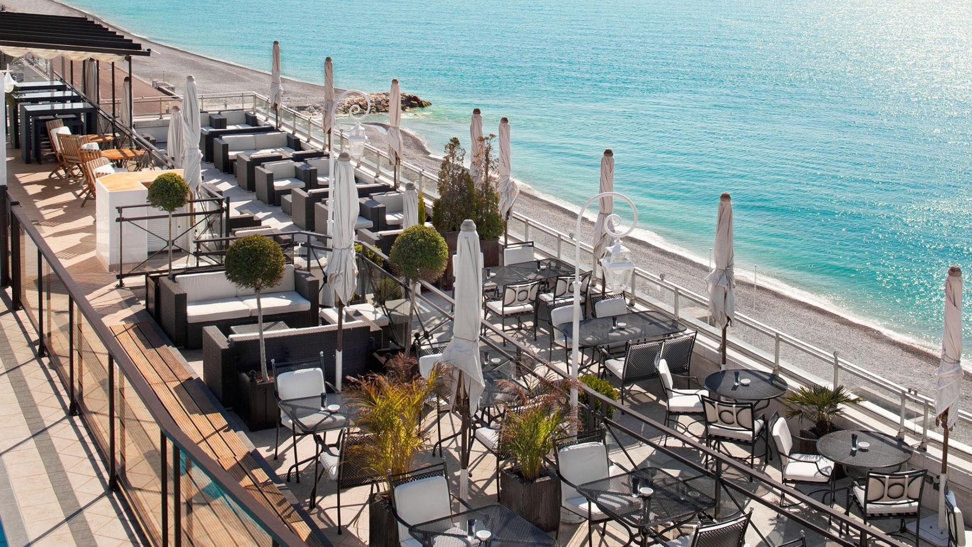 La terrasse de rêve du Méridien à Nice (Alpes-Maritimes) - 10 ...